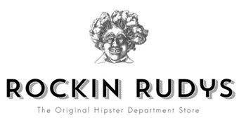 Rockin' Rudy's logo