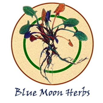 Blue Moon Herbs / Rene Caisse Tea logo
