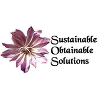 Sustainable Obtainable Solutions logo