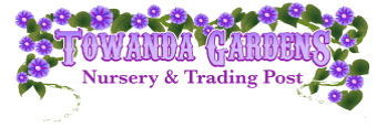 Towanda Gardens - Nursery and Trading Post logo