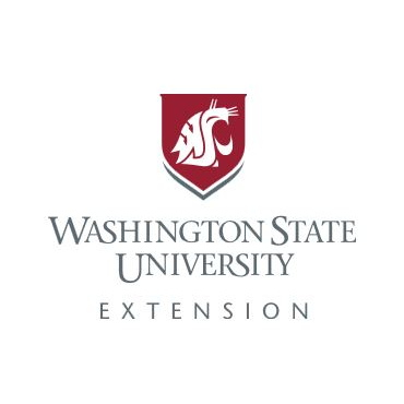 WSU Extension, Spokane County logo